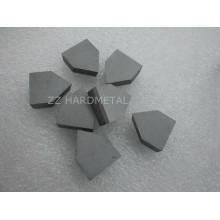Insertos de torneado con bronce de carburo K20 P30 Yg8 Yt5