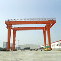 ISO Container Lifting and Moving crane