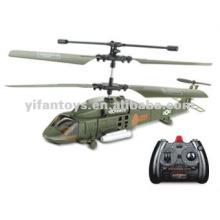 Mini IR 3CH Back Hawk helicóptero de controle remoto