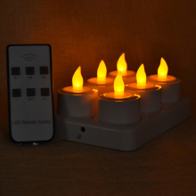 Rechargeable Tea Light Candles Rechargeable Tea Lights