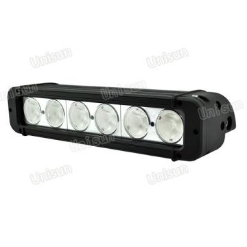 9-70V 7,8 polegadas 40watt CREE LED barra de luz de trabalho para carro
