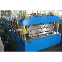 YTSING-YD-000204 Double Layer for Corrugated and IBR Roll Forming Machine