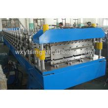 YTSING-YD-000204 Camada dupla para ondulado e IBR rolo formando máquina