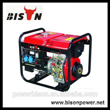 Bison China Zhejiang AC Single Phase 2KW 2000Watt Diesel Generator South Africa