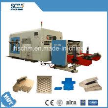 Автоматический высекальный станок для листового проката (1040 * 730 мм)