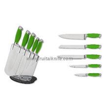6- piece Kitchen knives sets