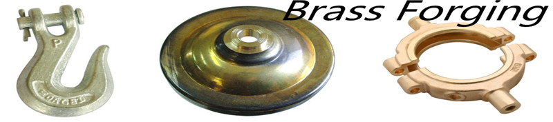 Precision brass forging products companies
