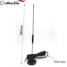 Antena externa del encendedor de señal 4G LTE con base magnética SMA
