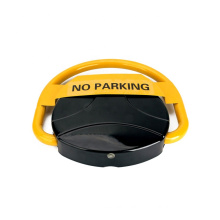 Automatic Remote Control Car barrier Parking Locks Electric Parking Lock with Key