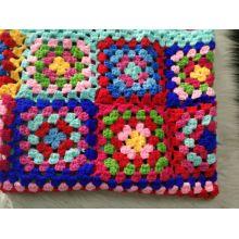 ผ้าห่มเด็ก Handmade ถัก Chunky Blanket