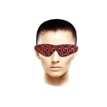 Nouveau style Masque à oeil PU Sex Toys pour jeu de couples Produits érotiques chauds Ecart d'oeil Sexe Eyepatch