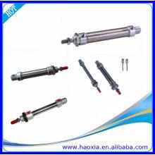 Mini cylindre pneumatique pneumatique à simple action pour MA25x100