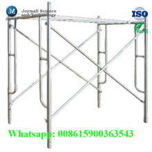 Walk Through Form Steel H Frame Scaffold From Factory