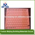 moule en plastique pour mosaïque de verre de Foshan Meijing
