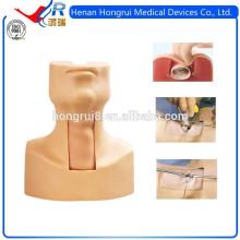 Simulador de Intubación de Traqueotomía Médica Avanzada