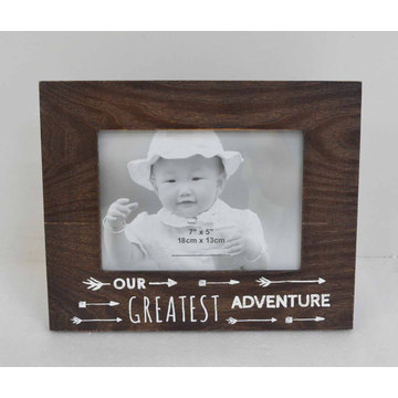 Shabby Wooden Picture Frame for Home Deco