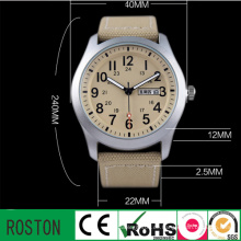Hergestellt in China 3 ATM wasserdicht Nylon Adult Watch