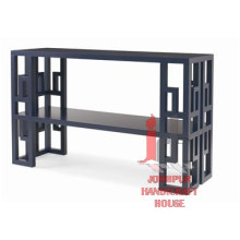Iron Block Console Table