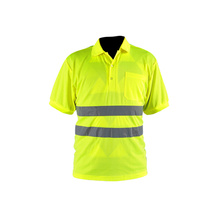 Labor High Visibility Reflective Safety Shirt