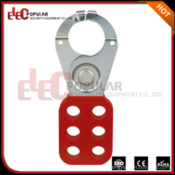 Elecpopular High Demand Products Steel Safety Multiple Lock Out Hasps Lock Fit For Jaw Diameter 1""