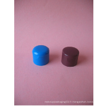 20mm Round Smooth Flip Top Cap sans bouteille