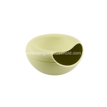 Smiley Plastic Bowl--Small Size