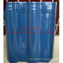 Hight Quality Blues Farben Keramik Dachziegel zum Verkauf (300 * 400)