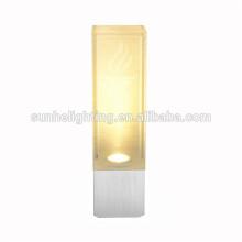 12v DC 2 * 1W светодиодные алюминиевые настенные светильники привели караван свет RV Dome Light
