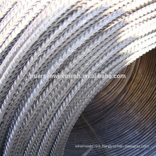 12m Length and ASTM Standard CRB550 Reinforcement Bars