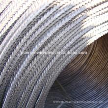 Comprimento de 12m e ASTM Standard CRB550 Barras de reforço