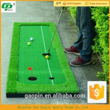 Novedad de la moda barato Golf Putting Green Tipo de ayudas de entrenamiento de golf