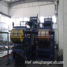 Máquina formadora de rollos de hoja compuesta de lana EPS/Rock