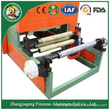 New Style Cheapest Aluminum Foil Rewinding Machine Lines