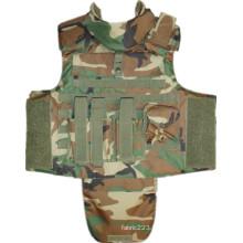 Gilet pare-balles UHMWPE tactique militaire pour la défense