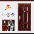 Home Front security grade modern styles metal door