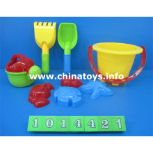 Educational Kids Plastic Model DIY Beach Toys, Summer Toys (1014421)