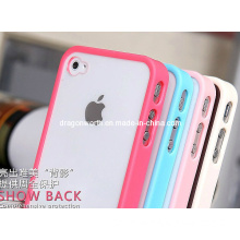 Silicone Mobilephone Case for iPhone 4S iPhone 5s Cheap Price and High Quality Offer