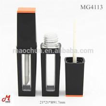 MG4113 Роскошная косметическая пластиковая пустая бутылка для блеска для губ