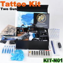 Starter Tattoo Case Kits