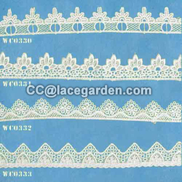 Guipure Cotton Lace