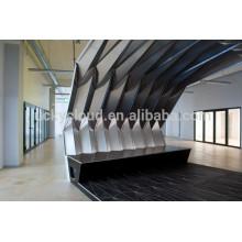 aluminium composite panel ACM alu dibond platten art design