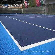 Suspended Modular Interlock Futsal Sports Floor