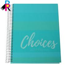 heißes verkaufenwochennotizbuch / Monatstagebuchdruck mit kundenspezifischem Design
