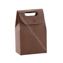 Бесплатный образец гарантированное качество уникальный биоразлагаемый бумажный мешок 10*16*6см