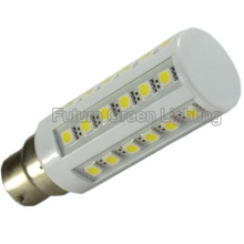 LED-Mais-Licht (B22base, 36 LEDs 5050 SMD, 4.5-5.5W)