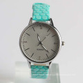 Top fashion color watch Japan pc21 movt. watch for lady