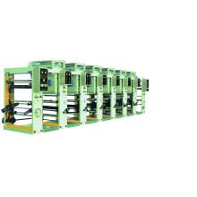 Máquina de impressão de alta velocidade da multi Rotogravure da cor