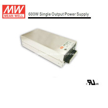 Moyenne Well 600W Open-Frame Power Supply (SE-600)