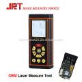 medidor de rango digital de telémetro láser de 40 m