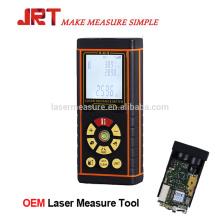 лазерный дальномер 40м мини цифровой диапазон метр